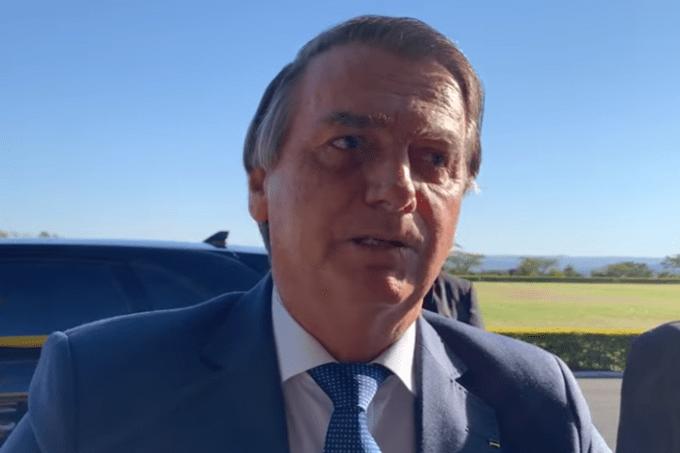 Bolsonaro fala a apoiadores em Brasília – 19.07.2021