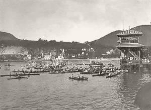No dia 1º de julho de 1894, nascia na praia de Botafogo o CLUB DE REGATAS BOTAFOGO