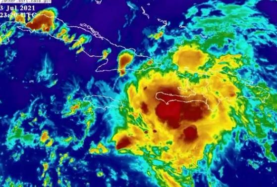 Tempestade Tropical Elsa