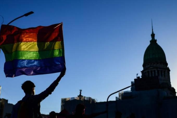 Parada gay em Buenos Aires