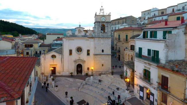Candela, na Puglia