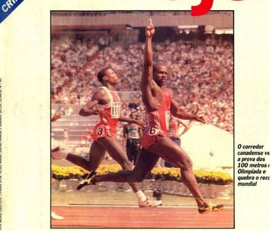 Capa da VEJA de 1988
