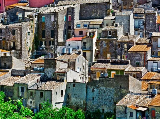 Mussomeli, na Sicília