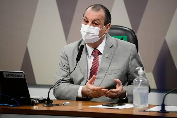Senador Omar Aziz