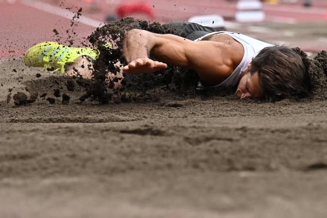 Thomas Van Der se lesionou durante competição do decatlo