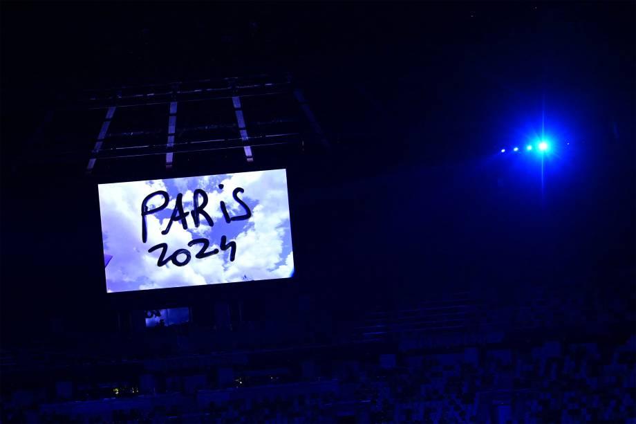 Encerramento dos Jogos Olímpicos -