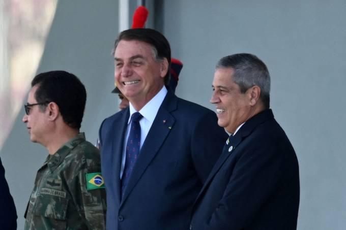 BRAZIL-BOLSONARO-ARMED-FORCES