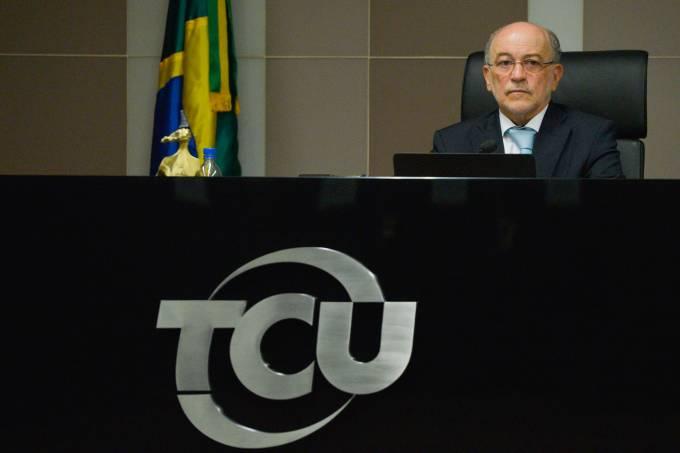 O ministro Aroldo Cedraz, do TCU
