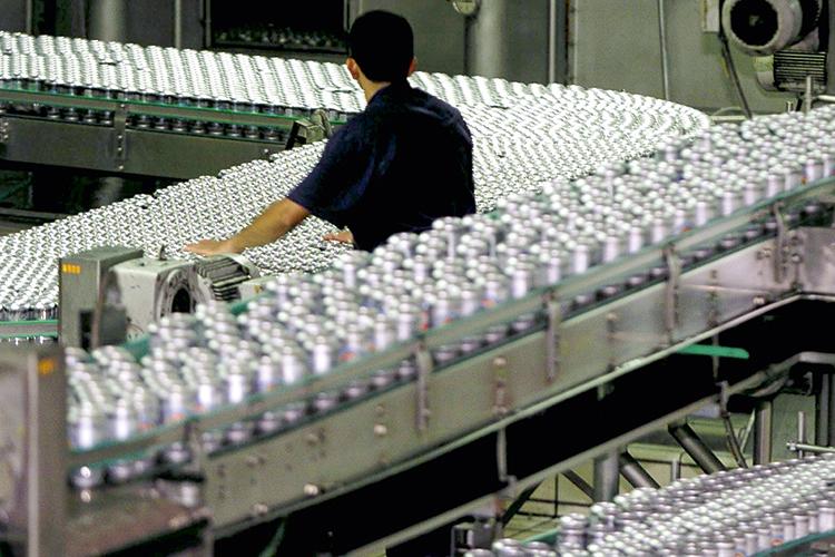 RESISTÊNCIA - Fábrica de cervejas: o aumento do IR desagradou à indústria -