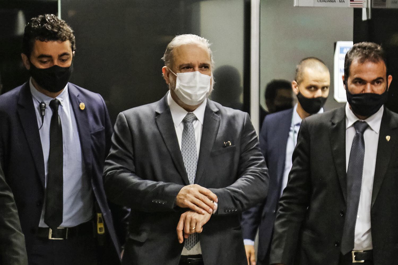 MUDANÇA -Aras: ministros do STF acham que ele pode se tornar mais combativo a partir de setembro -