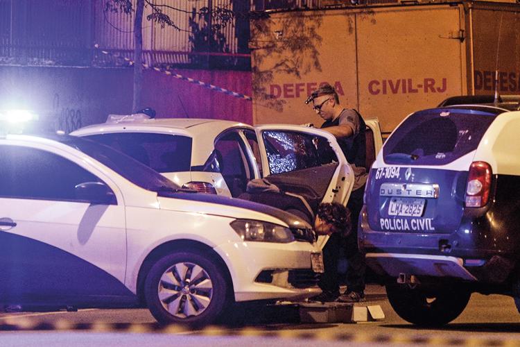 TABELA DE PREÇOS -Milicianos cobravam 500000 reais para matar alguém -
