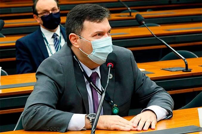 Marcelo Blanco, ex-assessor do Departamento de Logística do Ministério da Saúde