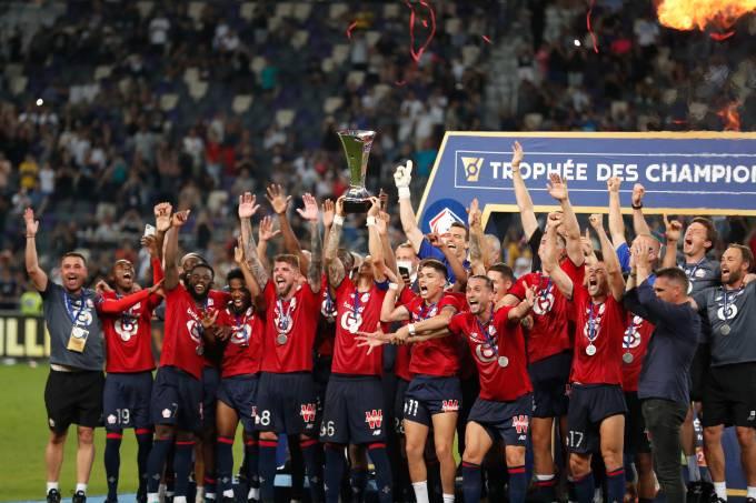Lille OSC vs Paris Saint-Germain
