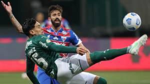 Palmeiras e Fortaleza em ação no Brasileiro -