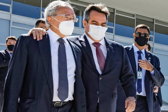09/08/2021 Entrega da MP do Auxílio Brasil