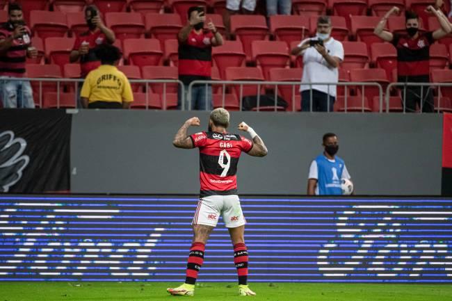Gabigol espera conquistar título que ainda não possui pelo clube -