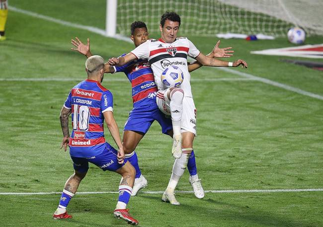 Fortaleza passou pelo São Paulo para chegar a semifinal -