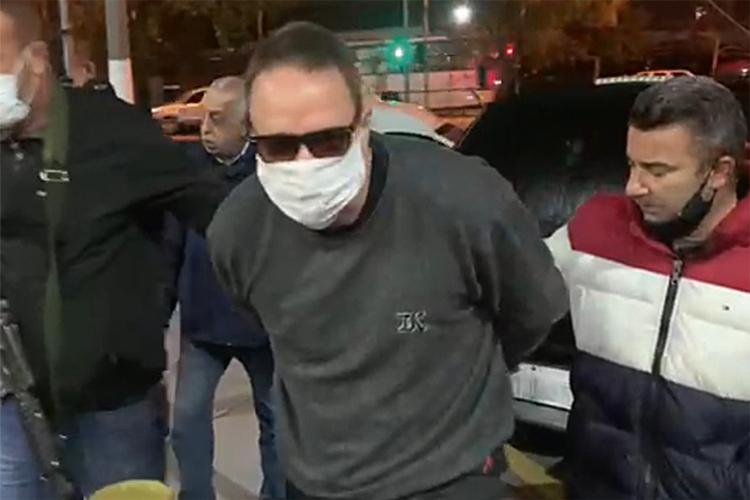PRESO -Girão: apontado como mandante do assassinato de Marielle -
