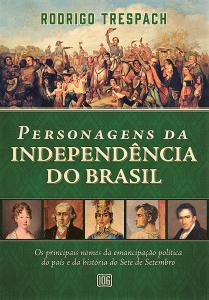 Capa Personagens da Independência