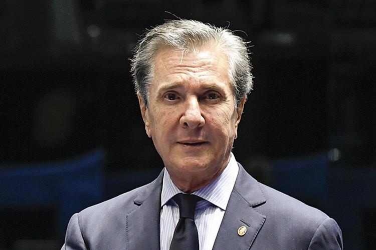 CAMPEÃO -Collor: o Fisco abriu três procedimentos contra o senador -