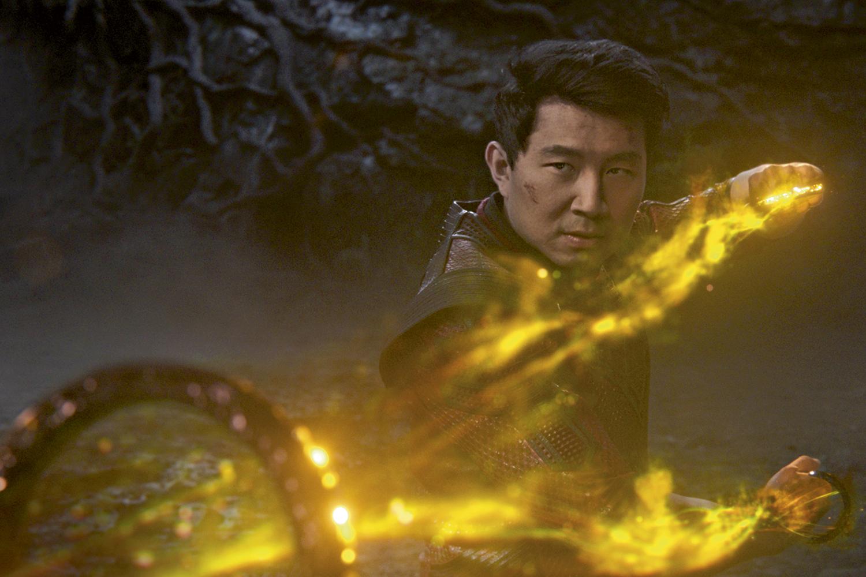 Trecho de Shang-Chi e a  Lenda dos Dez Anéis