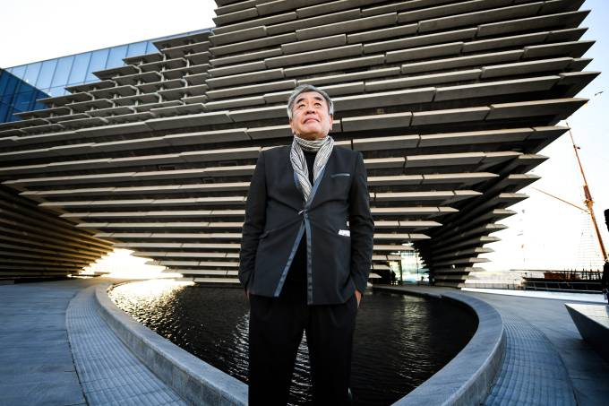 Preview Of The New V&A Museum In Dundee