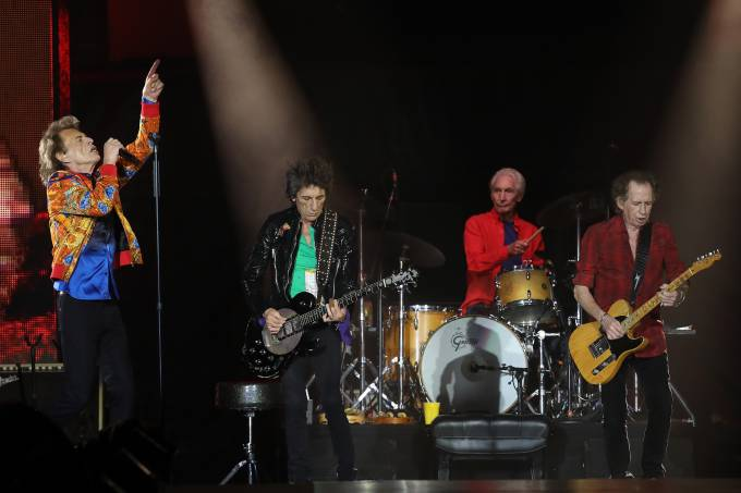 The Rolling Stones In Concert – East Rutherford, NJ