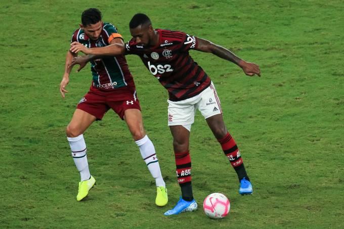 Flamengo v Fluminense – Brasileirao Series A 2019