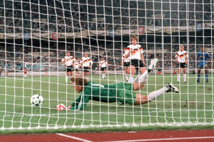 Olympia '88: Bundesrepublik – Brasilien 1:1 n.V./2:3