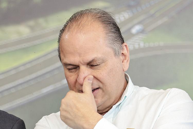 """PERSEGUIÇÃO -Ricardo Barros: """"Sou vítima do ativismo político"""" -"""