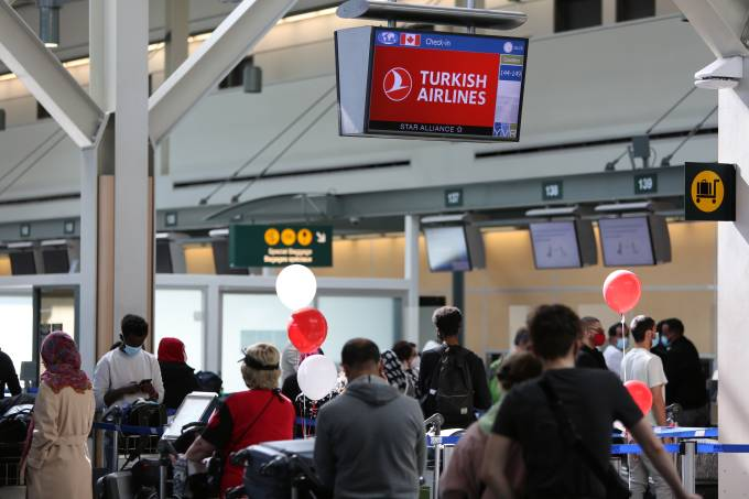 Turkish Airlines launches flights to Vancouver