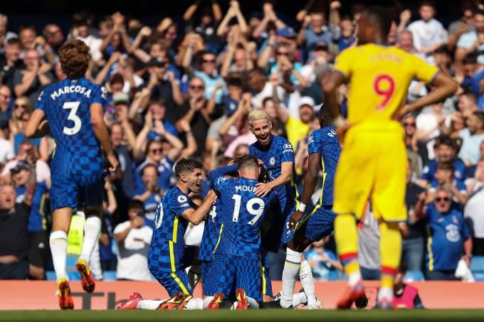 Chelsea v Crystal Palace – Premier League