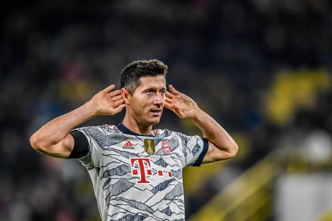 FC Bayern München v Borussia Dortmund – Supercup 2021