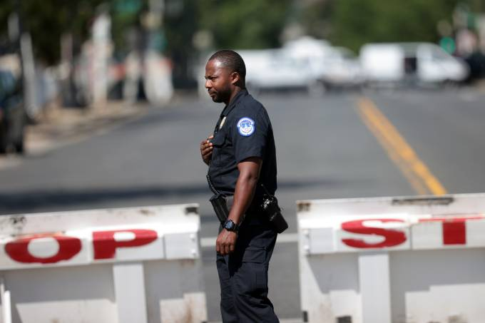 US Capitol And Supreme Court Evacuated Over Possible Explosives In A Truck