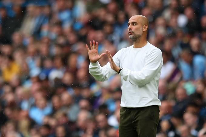 Manchester City v Norwich City – Premier League