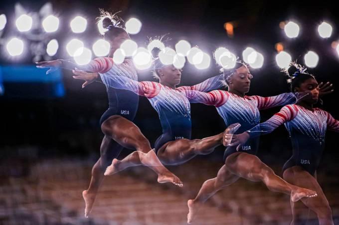 Gymnastics – Artistic – Olympics: Day 11