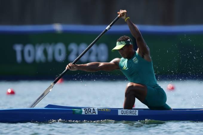 Canoe Sprint – Olympics: Day 14