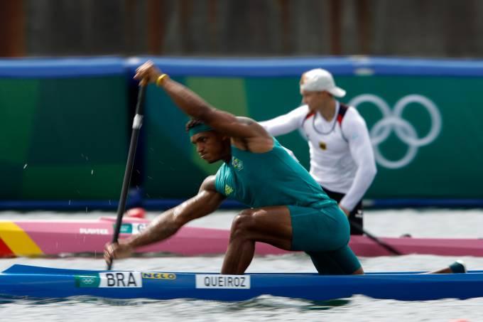 Canoe Sprint – Olympics: Day 15