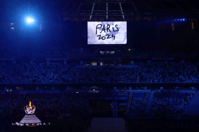 Closing Ceremony – Olympics: Day 16