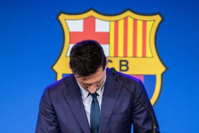 Leo Messi Press Conference