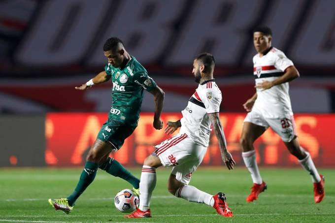 Sao Paulo v Palmeiras – Copa CONMEBOL Libertadores 2021