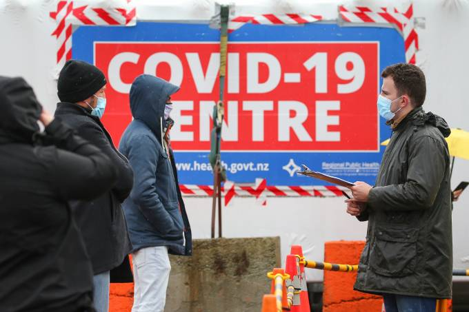 Lockdown Restrictions Come Into Effect Across New Zealand Following Positive COVID-19 Case In Auckland