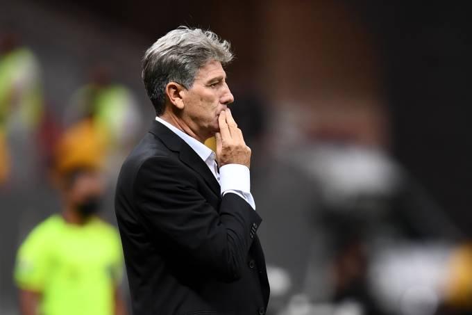 Flamengo v Olimpia – Copa CONMEBOL Libertadores 2021