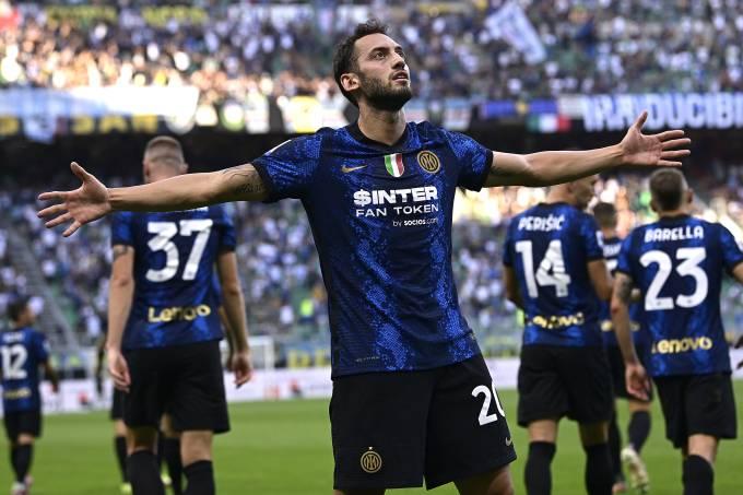 FC Internazionale v Genoa CFC – Serie A