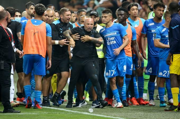 OGC Nice v Olympique Marseille – Ligue 1