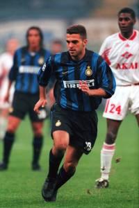 Zé Elias durante a passagem pela Inter de Milão -