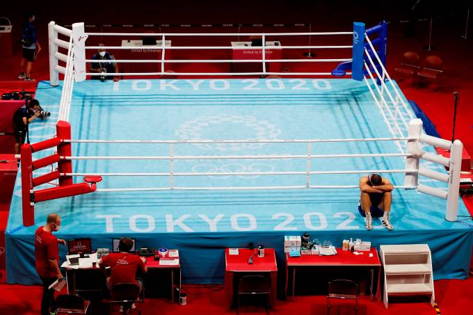 Olympic Games 2020 Boxing