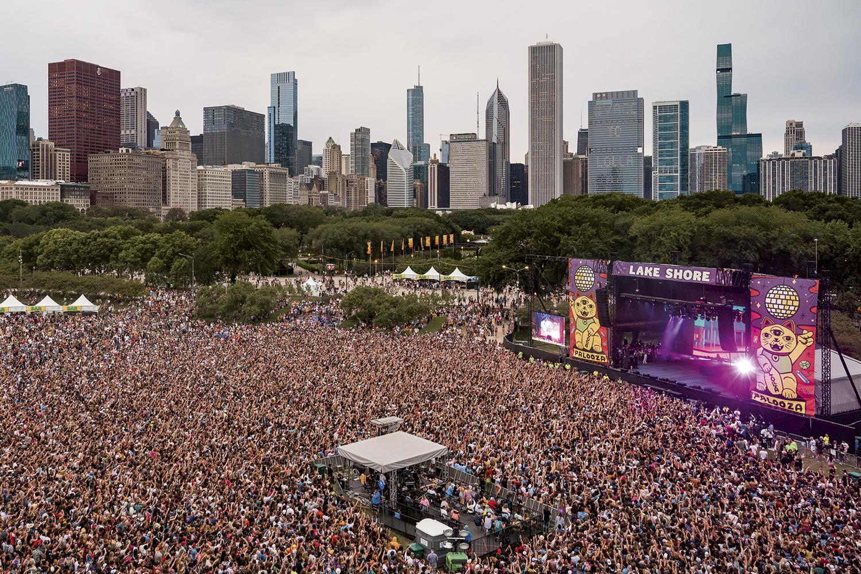 DEU CERTO -Lollapalooza em Chicago: todos vacinados e poucas infecções -