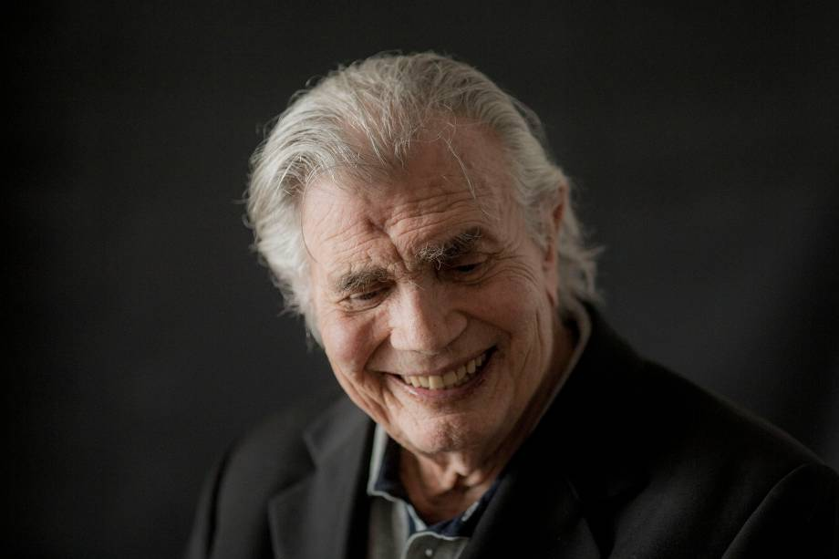 O ator Tarcísio Meira -