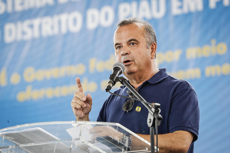 APOIO -Rogério Marinho: braço direito de Bolsonaro para assuntos do Nordeste -